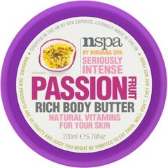 Ķermeņa sviests NSPA Passion Fruit 200 ml