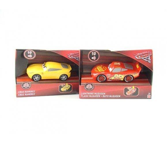 Automašīna ar skaņām un gaismām CARS 3 1:21 cena