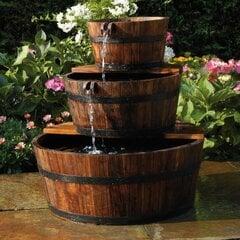 Kaskadinsi fontanas Ubbink cena un informācija | Dārza dekori | 220.lv