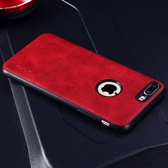 Qult Luxury Drop silikona aizmugurējais vāciņš telefonam Samsung G955 Galaxy S8 Plus, Sarkans internetā