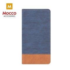Mocco Smart Retro Book Case For Samsung J730 Galaxy J7 (2017) Blue - Brown