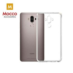 Mocco Ultra Back Case 0.3 mm Silicone Case for Nokia 7 Transparent