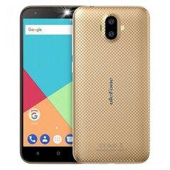 UleFone S7, 1/8GB, Zelta krāsā