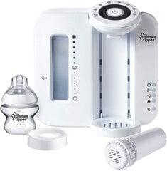 Tommee Tippee piena maisījumu sagatavošanas ierīce Perfect Prep, 423738 cena un informācija | Bērnu pārtikas pagatavošanas ierīces | 220.lv