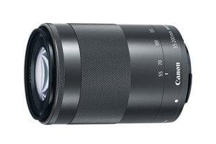 Canon EF-M 55-200mm f/4.5-6.3 IS STM cena un informācija | Objektīvi | 220.lv