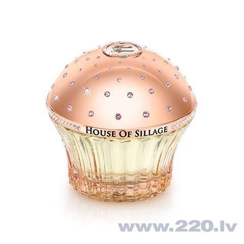 Парфюмированная вода House of Sillage Houts Bijoux Signature Collection EDP 75 мл