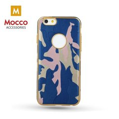 Mocco Army Back Case Silicone Case for Samsung G950 Galaxy S8 Blue