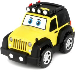 Automašīna Bburago Junior Jeep Light & Sound, 16-81201