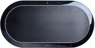 Konferences skaļrunis / mikrofons Jabra Speak 810 MS, melns cena un informācija | Austiņas un bezvadu garnitūra | 220.lv