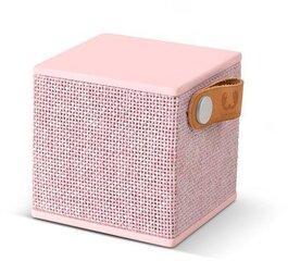 Portatīvs skaļrunis Fresh 'n Rebel Rockbox Cube, rozā