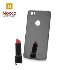 Aizsargvāciņš Mocco Metal Mirror piemērots Samsung A320 Galaxy A3 (2017), pelēks