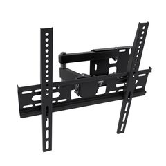 ART Holder AR-53 22-55'' for LCD/LED black 35KG vertical and level adjustment   cena un informācija | Televizoru stiprinājumi (kronšteini) | 220.lv