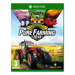 Pure Farming 2018, Xbox ONE