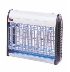 Лампа против комаров Sanico IK208L-12 10XLED, серебристо-чёрный цена и информация | Средства против комаров и клещей | 220.lv