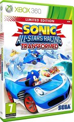 Gra Xbox 360 SONIC ALL STARS RACING TRANSFORMED XBO cena un informācija | Gra Xbox 360 SONIC ALL STARS RACING TRANSFORMED XBO | 220.lv