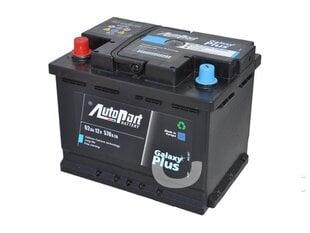 AUTOPART 62AH 570A (+/-) cena un informācija | Akumulatori | 220.lv
