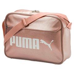 Sieviešu soma Puma Campus Reporter cena un informācija | Somas | 220.lv