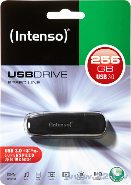 USB zibatmiņa Intenso Speed Line 3533492 cena