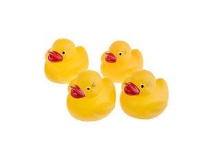 Vannas rotaļlietas pīles Tullo 4 gab., 012