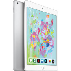 "Apple iPad 9.7"" Wi-Fi 32GB, Sudraba, 6th gen, MR7G2HC/A"