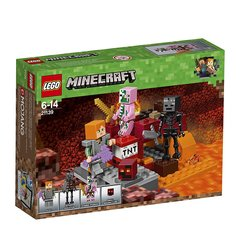 "21139 LEGO® Minecraft™ ""The Nether"" kova"