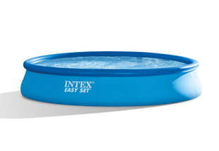 Baseins Intex Easy Set 457 x 84 cm ar filtru