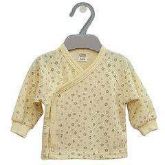 "Lorita kokvilnas krekls ""Pepper"" dzeltens, 56-62 cm. art. 1304"