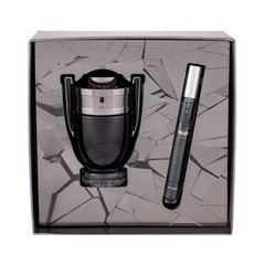 Komplekts Paco Rabanne Invictus Intense: EDT 50 ml + 10 ml mini