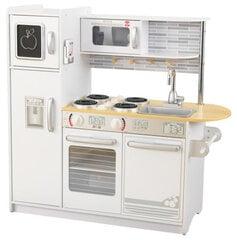 Bērnu virtuvīte Kidkraft Uptown White Play Kitchen, 53364