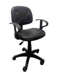 Biroja krēsls Dent, melns cena un informācija | Biroja krēsli | 220.lv