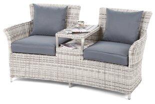 Dīvāns Milos Light Grey / Grey