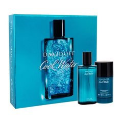 Комплект Davidoff Cool Water: EDT 75 мл + дезодорант 75 мл