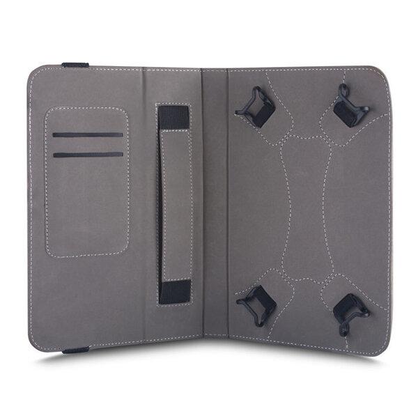 Uniwersal case for tablets 7-8 By Orbi Fantasia Black internetā
