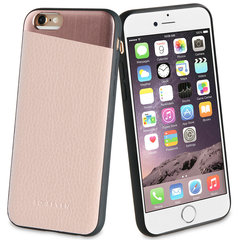 Apple iPhone 7 Metalic Case By So Seven Pink