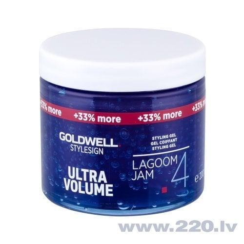 Гель для укладки волос Goldwell Style Sign Ultra Volume Lagoom Jam 200 мл