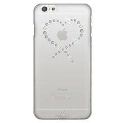 AizsargvāciņšWhite Diamonds Eternity, piemērots Apple iPhone 6 Plus / 6S Plus telefonam, caurspīdīgs