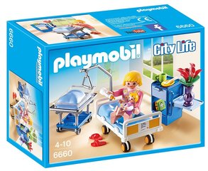 Kонструктор 6660 PLAYMOBIL® City Life, Maternity Room