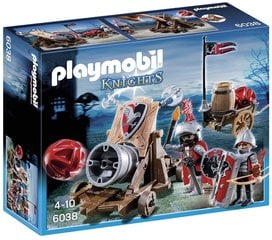 Konstruktors 6038 PLAYMOBIL® Knights, Hawk Knights` Battle Cannon
