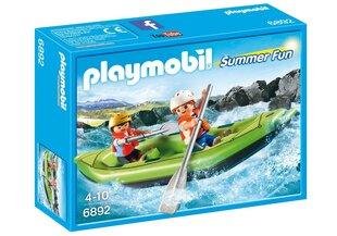Kонструктор 6892 PLAYMOBIL® Summer Fun, Whitewater Rafters цена и информация | Конструкторы | 220.lv