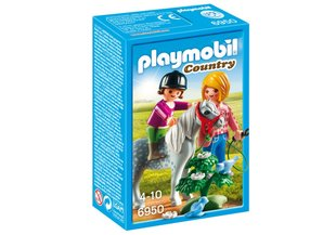 Конструктор 6950 PLAYMOBIL® Country, Верховая езда