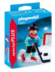 Konstruktors 5383 PLAYMOBIL® Special Plus, Ice Hockey Practice