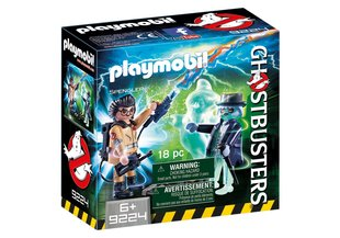 Конструктор 9224 PLAYMOBIL® Ghostbusters™ Spengler and Ghost