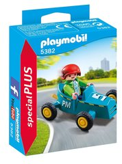 Kонструктор 5382 PLAYMOBIL® Special Plus, Boy with Go-Kart