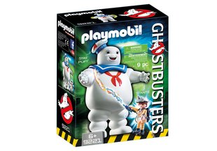 Конструктор 9221 PLAYMOBIL® Ghostbusters™ Stay Puft Marshmallow Man