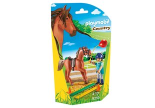 Konstruktors 9259 PLAYMOBIL® Country, Horse Therapist