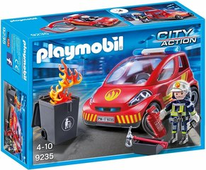 Конструктор 9235 PLAYMOBIL® City Action, Легкая пожарная машина