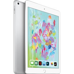 "Apple iPad 9.7"" 128GB WiFi Silver MR7K2HC/A"