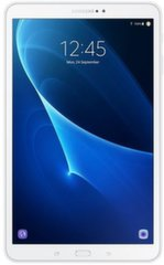 "Samsung Galaxy Tab A T580, 32GB, 10"", WiFi, Balts"