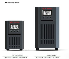 UPS Fideltronik-Inigo Lupus On-line KR 1000 PRO IEC