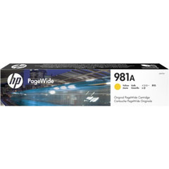 HP 981A Yellow Original PageWide Cartridge (6.000 pages)